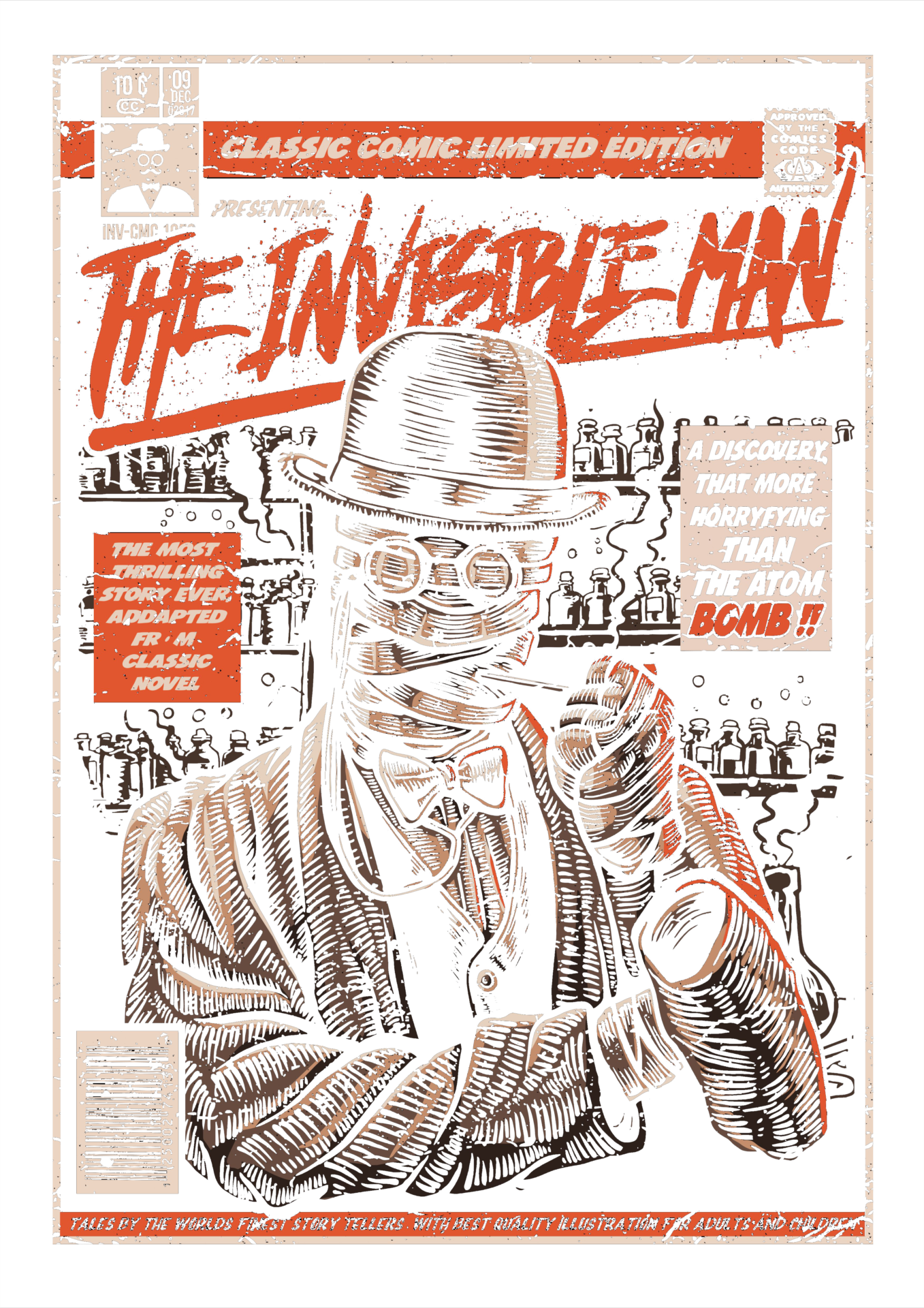 H34 – The Invisible Man