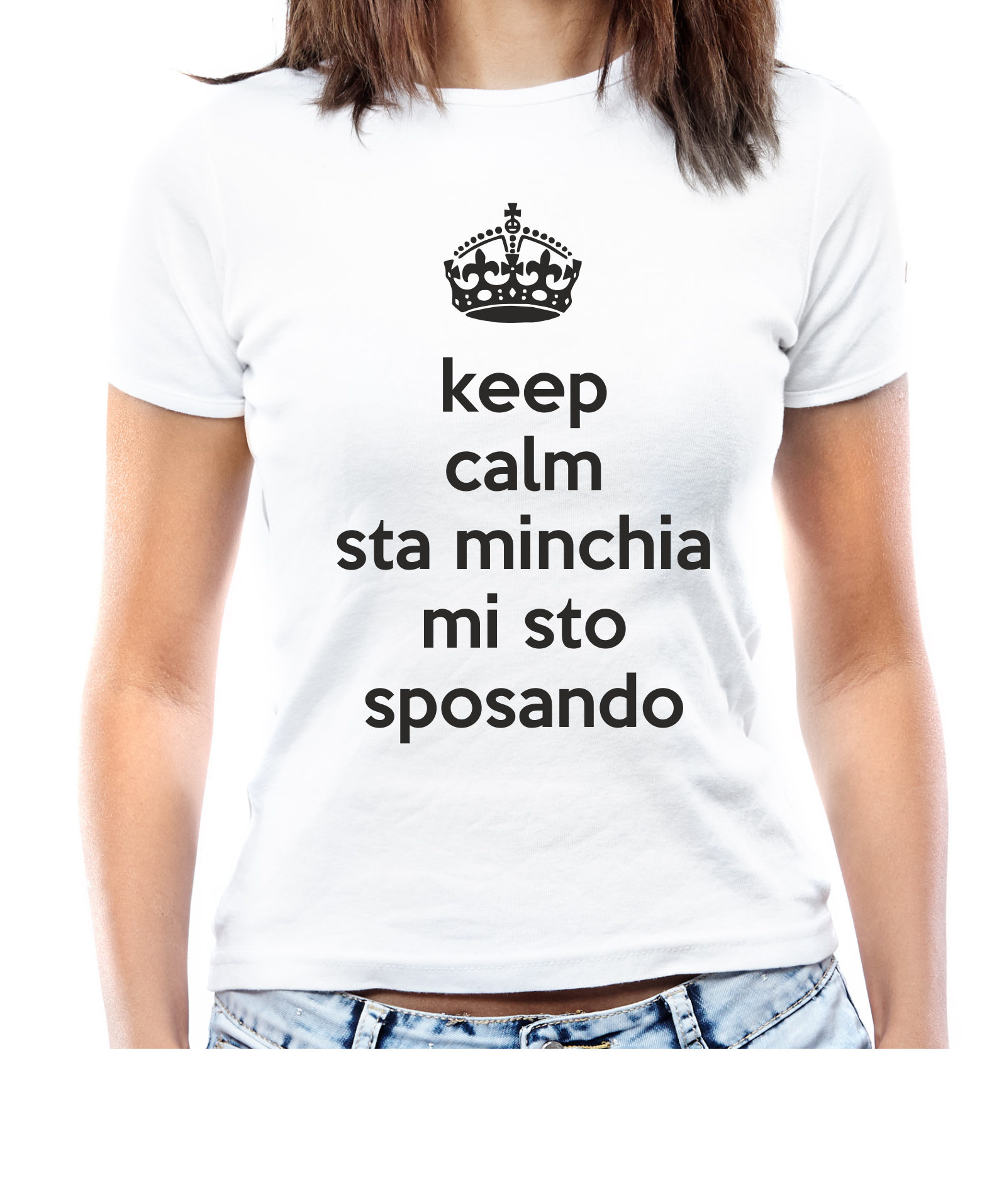 F19 – keep calm sta minchia mi sto sposando